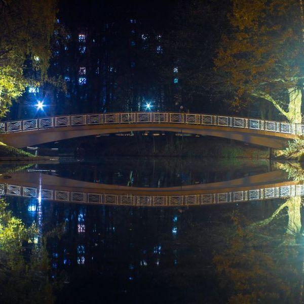 Wieczór w Iwano-Frankiwsku