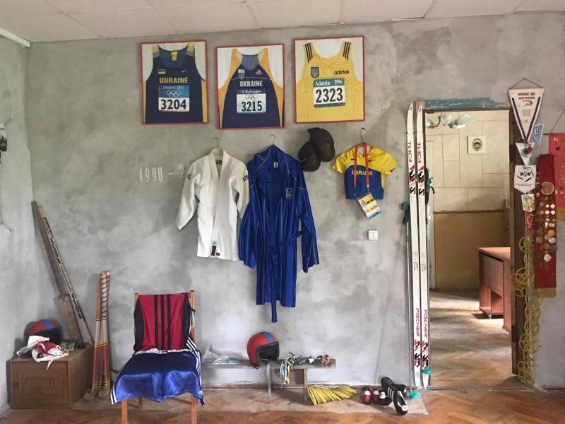 Невдовзі для відвідувачів відчинить свої двері перший в Україні музей спорту