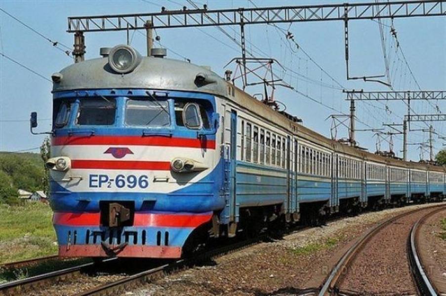 Укрзалізниця відмінила курсування 7 приміських поїздів
