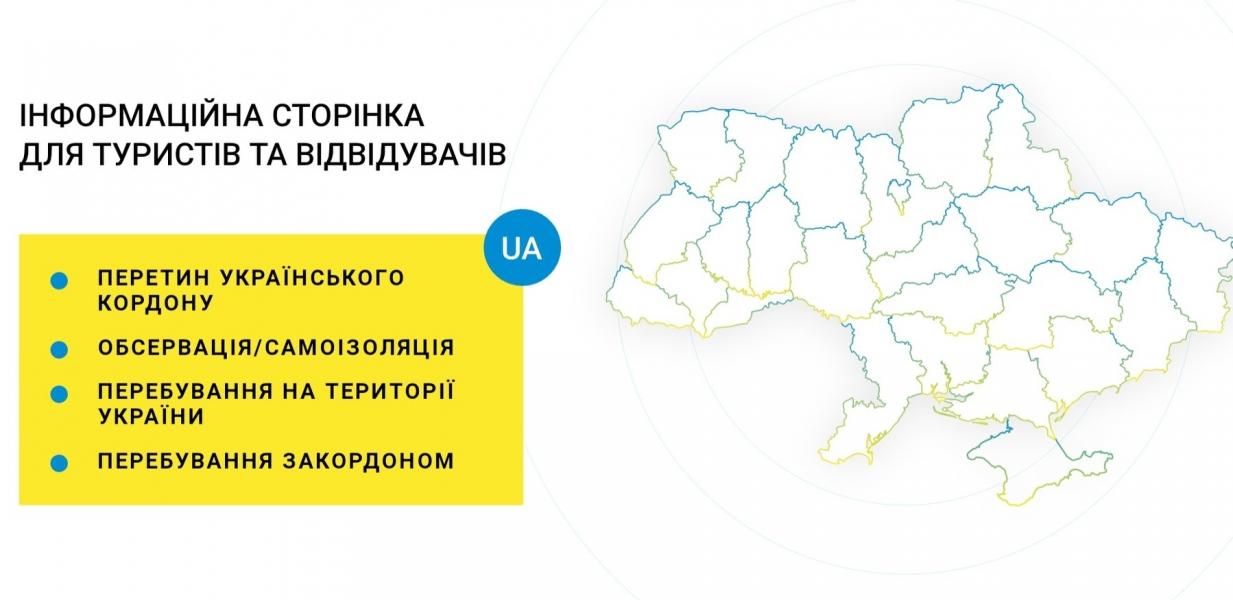 Вдало розпочав свою роботу єдиний інформаційний портал VISIT Ukraine.Today