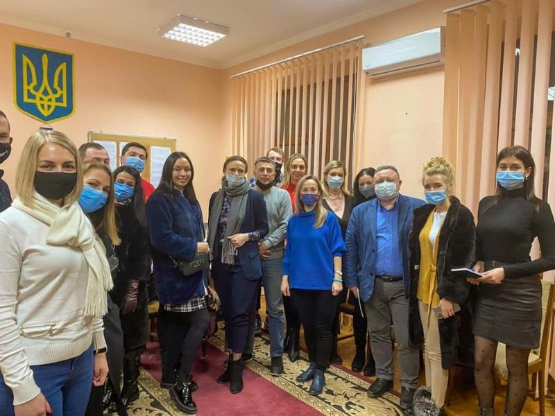 Робоча зустріч учасників туристичної ради міста Івано-Франківська